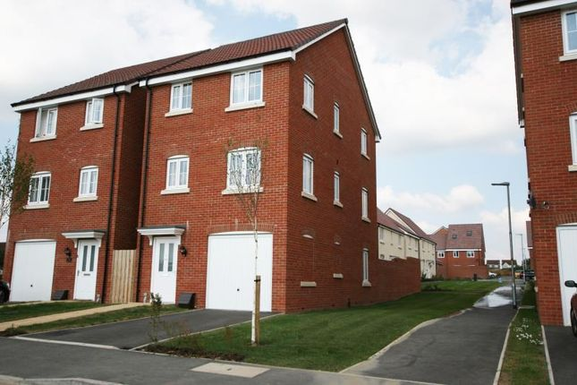 Thumbnail Detached house to rent in Blain Place, Royal Wootton Bassett