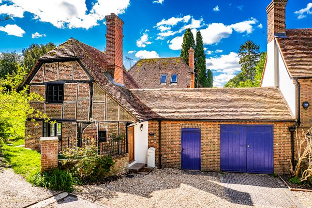 Thumbnail Property for sale in Church Cottage, Bradfield