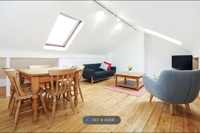 Thumbnail Flat to rent in Oxberry Avenue, London