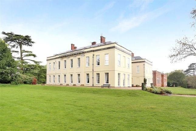 Thumbnail Flat for sale in Swallowfield Park, Swallowfield, Reading, Berkshire
