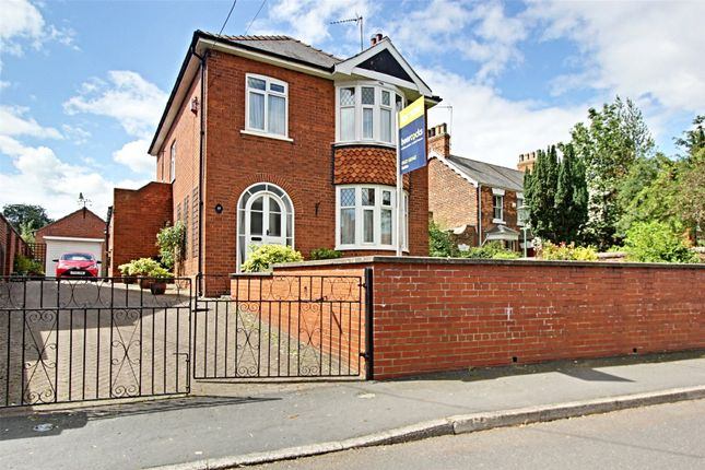 Thumbnail Detached house for sale in West Acridge, Barton-Upon-Humber, Lincolnshire