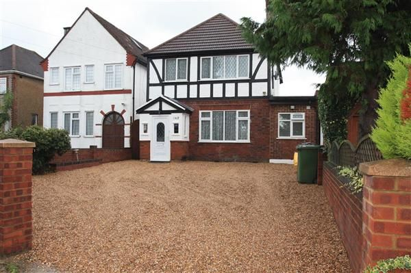 Thumbnail Detached house for sale in College Hill Road, Harrow Weald, Harrow