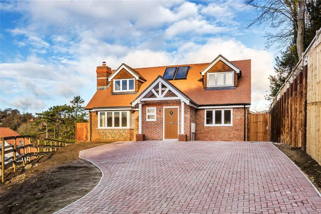 Thumbnail Detached bungalow for sale in The Crescent, Bradenhurst Close, Caterham, Surrey