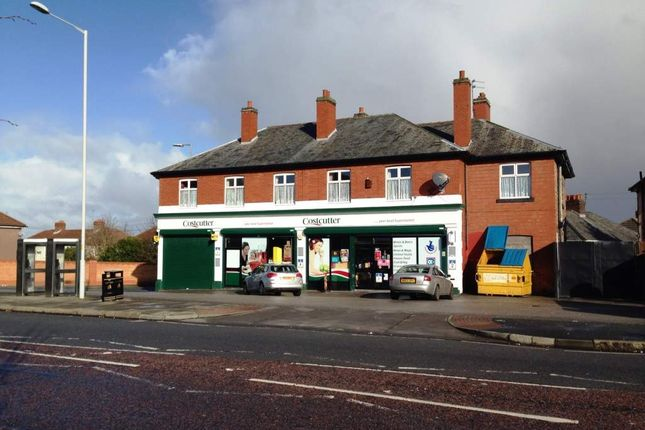 Thumbnail Retail premises for sale in Hoylake Road, Birkenhead