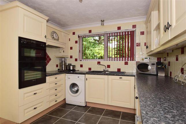 Thumbnail Detached house for sale in Haroldslea Drive, Horley, Surrey