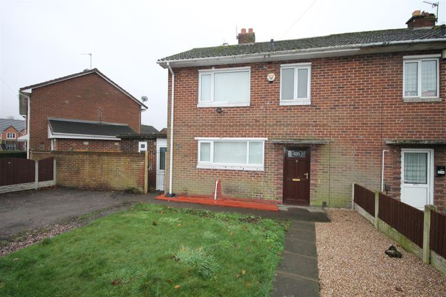 Thumbnail Semi-detached house to rent in Fisher Road, Bloxwich, Walsall