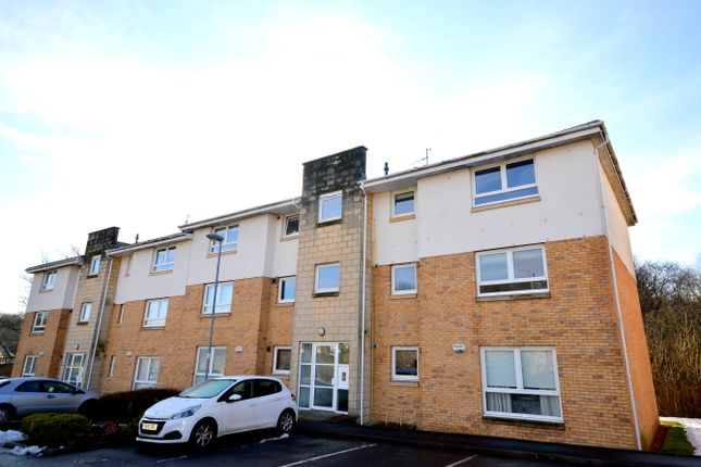 Thumbnail Flat for sale in Burnbrae Gardens, Clydebank