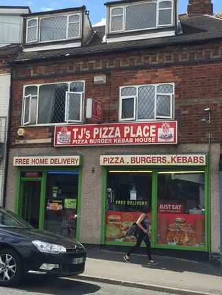 Thumbnail Restaurant/cafe to let in Market Street, South Normanton, Alfreton