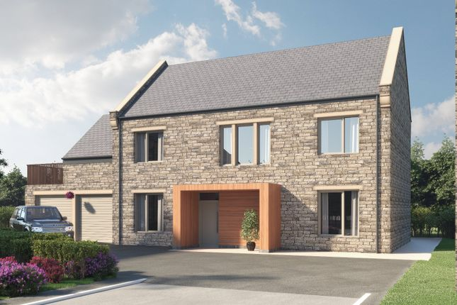 Thumbnail Detached house for sale in The Square, Otley Road, Killinghall, Harrogate