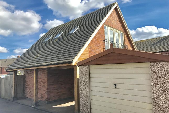 Thumbnail Detached house to rent in Main Road, Nether Broughton, Melton Mowbray