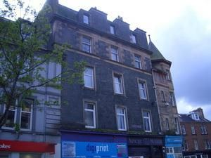 Thumbnail Flat to rent in Channel Street, Galashiels