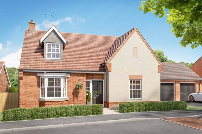 """4 bed detached house for sale in """"Burford"""" at Tingewick Road, Buckingham MK18"""