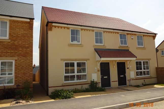 Thumbnail Terraced house to rent in Great Mead, Yeovil