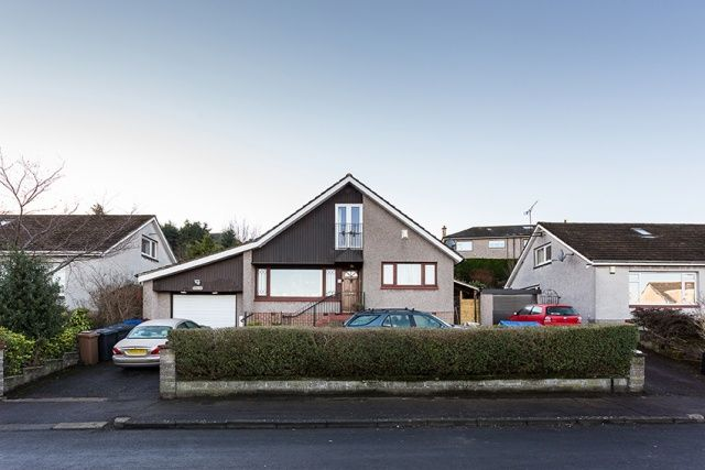 4 bed property for sale in Sutherland Crescent, Dundee