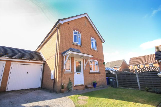 Thumbnail Link-detached house for sale in Ecton Court, Kirk Sandall, Doncaster