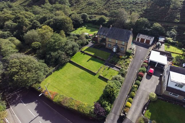 Thumbnail Detached house for sale in Lletty Dafydd, Clyne, Neath