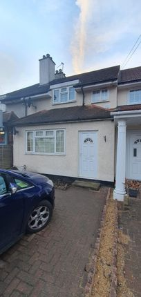 Thumbnail Terraced house to rent in Barley Lane, London