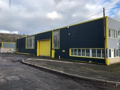 Thumbnail Light industrial to let in Unit 2 Withey Dyffryn Court, Duffyn Industrial Estate, Ystrad Mynach