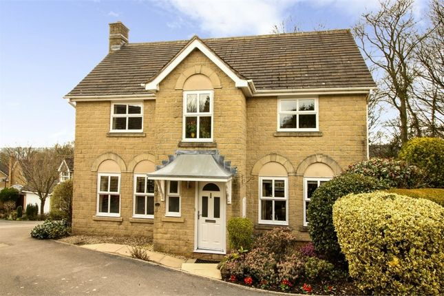 Thumbnail Detached house for sale in Dene Bank, Bingley, West Yorkshire