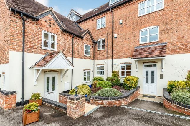 Thumbnail Flat for sale in Malthouse Court, Albert Street, Warwick, Warwickshire