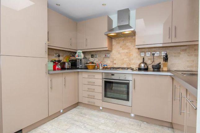 Kitchen B of Creighton Avenue, London N2