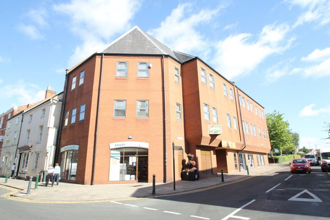 Thumbnail Flat for sale in Ratcliffe Street, Atherstone