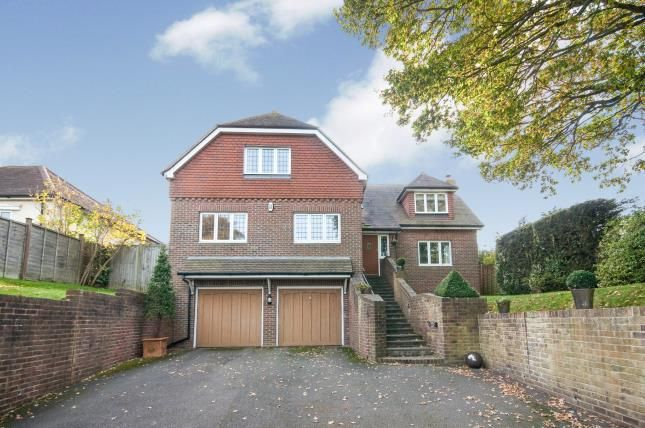 Thumbnail Detached house for sale in Dittons Road, Stone Cross, Eastbourne, East Sussex