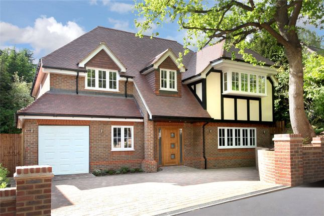Thumbnail Detached house for sale in The Climb, Rickmansworth, Hertfordshire