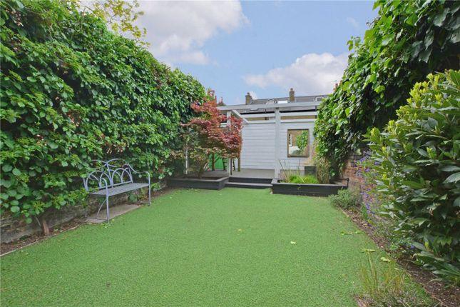 Garden of Prior Street, London SE10