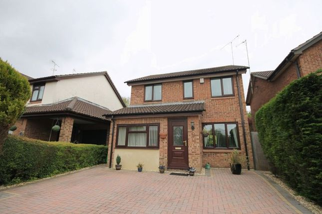 3 bed detached house for sale in Sandringham Road, Stoke Gifford, Bristol