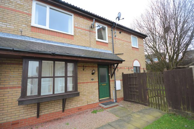 Thumbnail Flat to rent in The Croft, Lowestoft, Suffolk