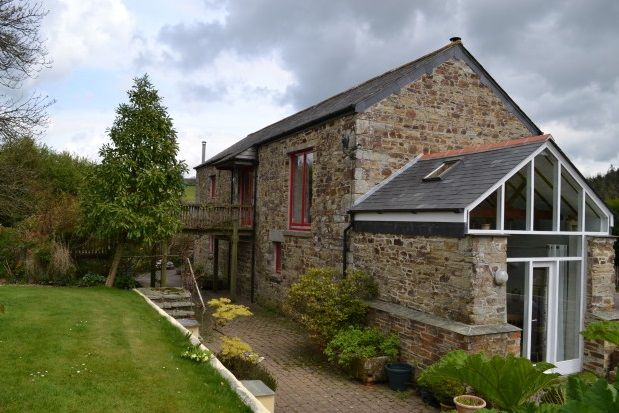 Thumbnail Barn conversion to rent in Bodmin