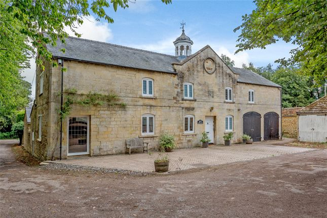 Thumbnail Detached house for sale in Pipewell, Kettering, Northamptonshire