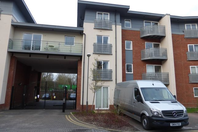 2 bed flat for sale in Coxhill Way, Aylesbury