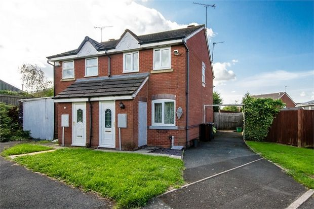 Thumbnail Semi-detached house for sale in Mickley Avenue, Fallings Park, Wolverhampton, West Midlands