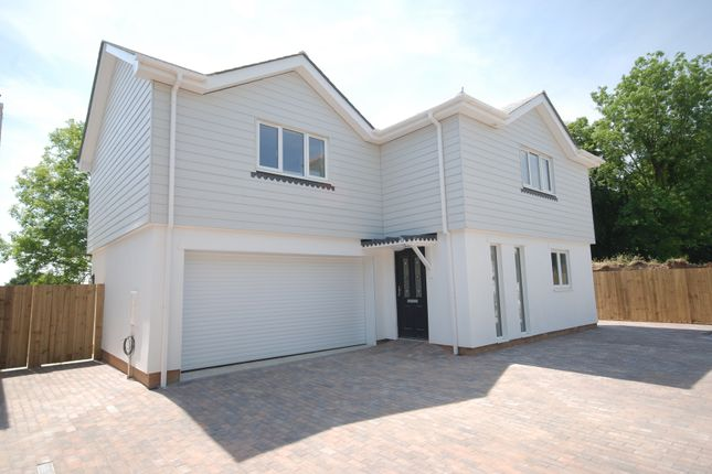 Thumbnail Detached house for sale in Rectory Close, Buckland Brewer