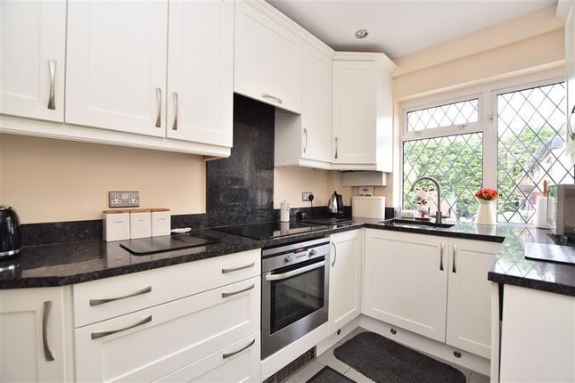 Thumbnail Semi-detached house for sale in Wimborne Avenue, Redhill, Surrey