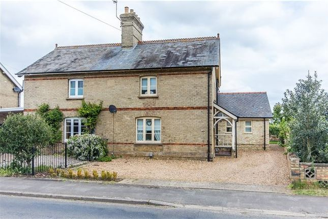 3 bed semi-detached house for sale in Rampton Road, Cottenham, Cambridge