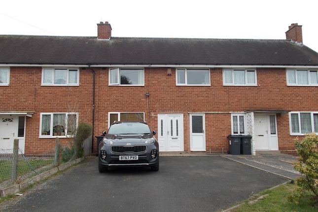 Thumbnail Terraced house for sale in Galloway Avenue, Shard End
