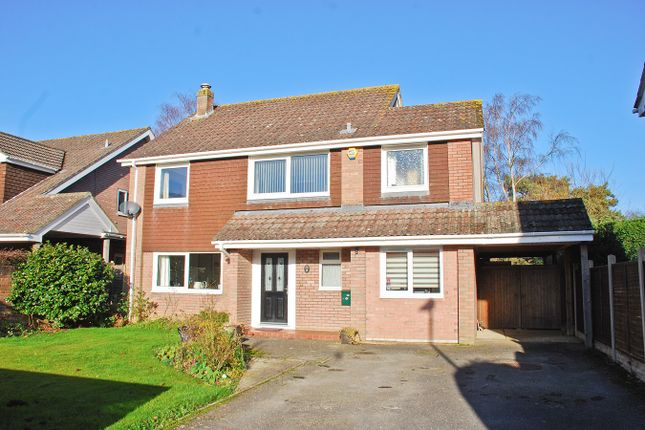 Thumbnail Detached house for sale in New Forest Drive, Brockenhurst