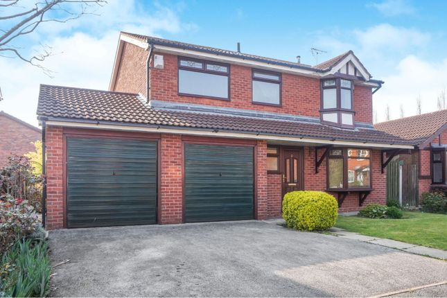 Thumbnail Detached house for sale in Rowan Close, Winsford