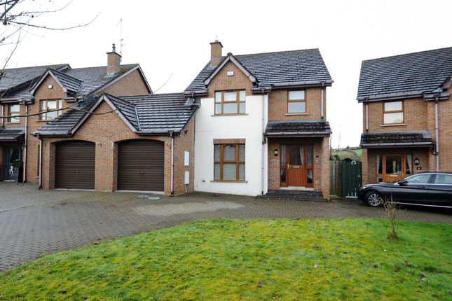 Thumbnail Detached house for sale in Queensway Park, Dunmurry, Belfast