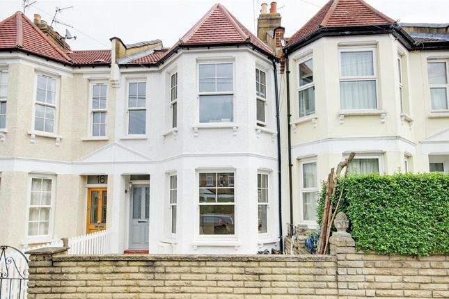 Thumbnail Terraced house for sale in Pembroke Road, Muswell Hill, London