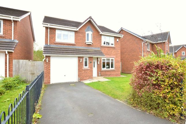 Thumbnail Detached house for sale in Elton Head Road, St. Helens