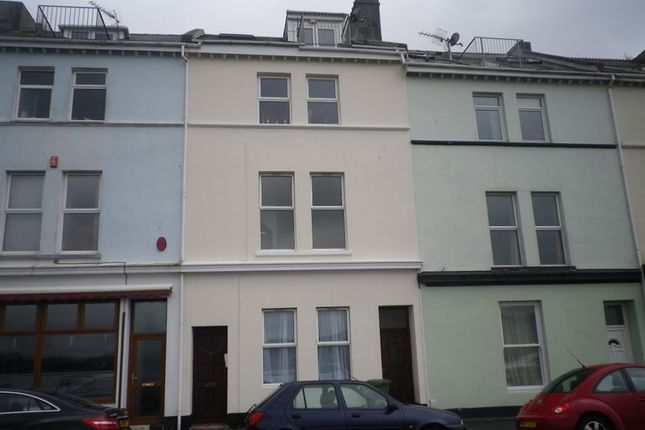 Thumbnail Property to rent in Bishops Place, West Hoe, Plymouth