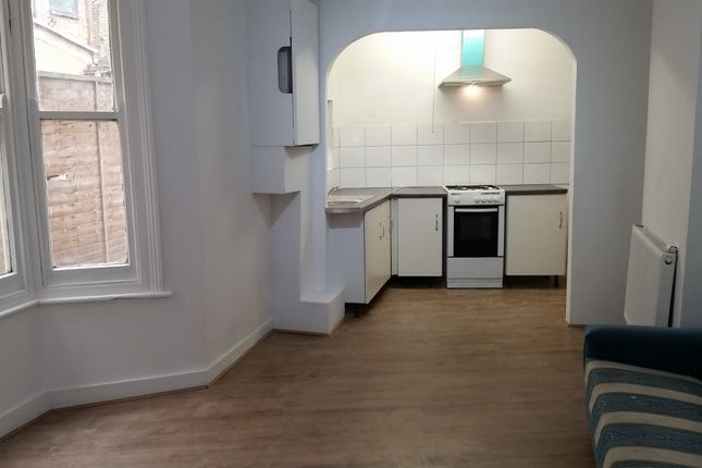 Thumbnail Flat for sale in Katherine Road, London