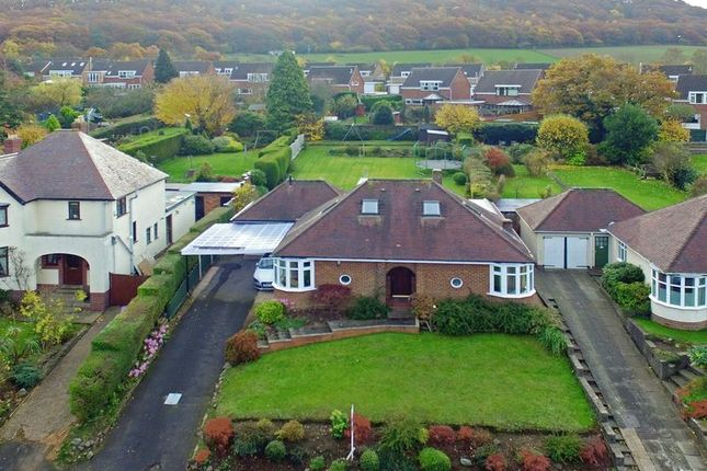 Thumbnail Detached bungalow for sale in 70 Barnfield Crescent, Wellington, Telford