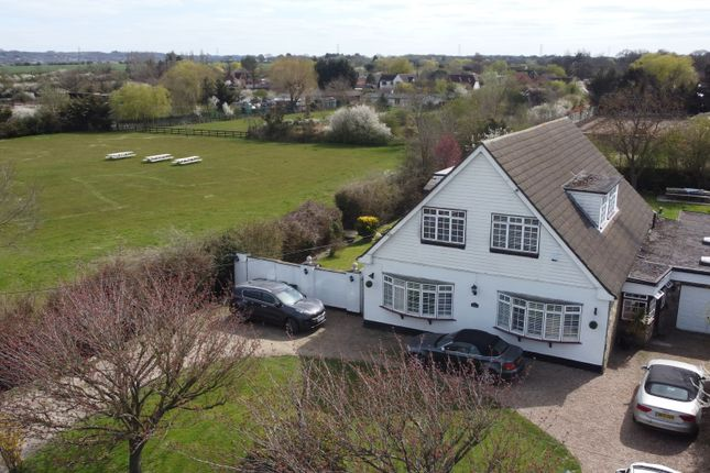 Thumbnail Property for sale in Burntmills Road, North Benfleet, Wickford