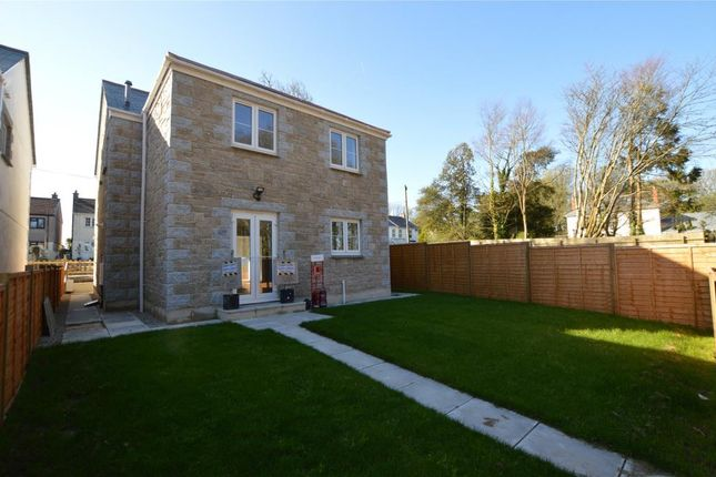 Thumbnail Detached house for sale in Wall Road, Wall, Gwinear, Hayle