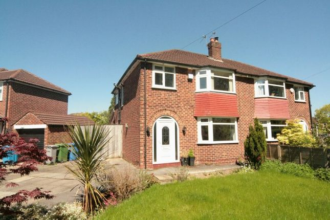 Thumbnail Semi-detached house to rent in Ripon Grove, Sale